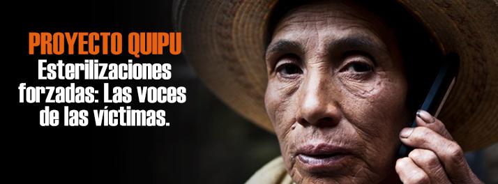 Entrevista a Rosemarie Lerner: directora del Proyecto Quipu