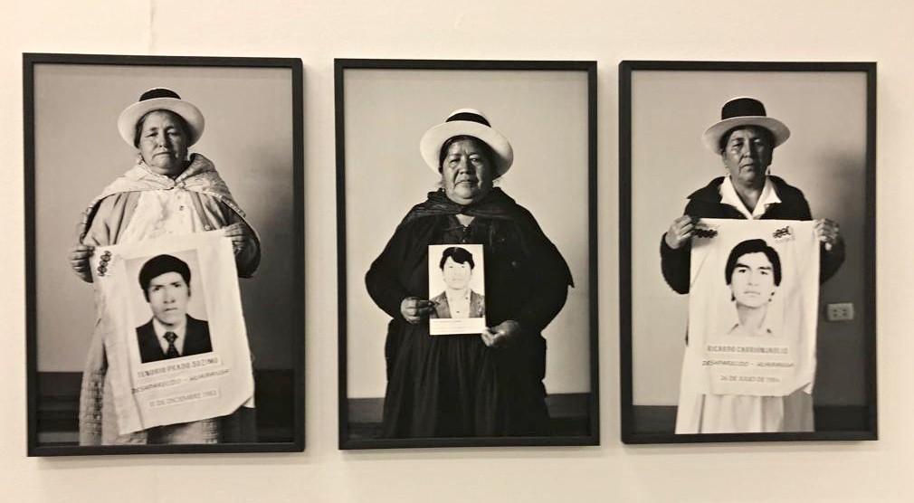 Las distancias de las guerras: Perú 1980