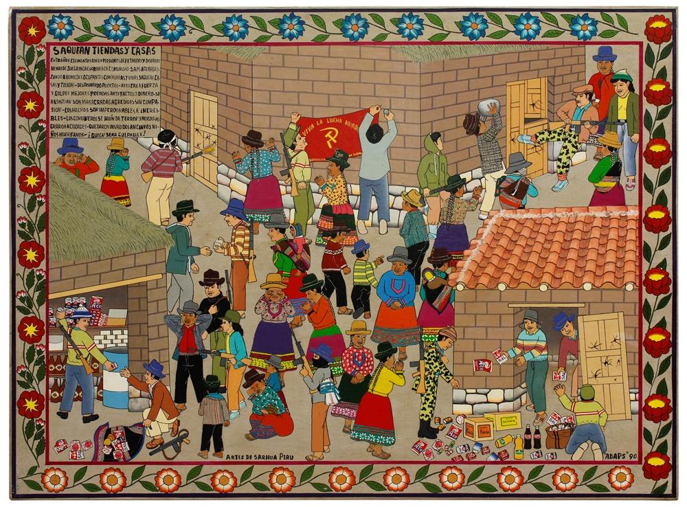 La elaboración del testimonio de la violencia en el Perú postconflicto