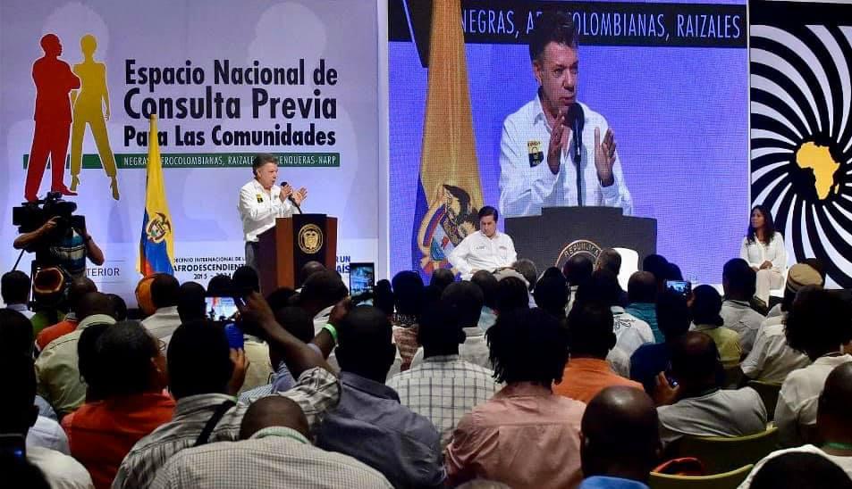 La Consulta Previa en el ámbito de actuaciones administrativas que pueden afectar en forma directa a comunidades indígenas y tribales en Colombia