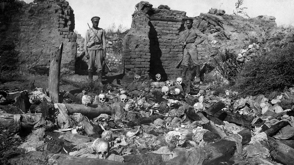 El Genocidio Armenio y la problemática en relación con su calificación jurídica