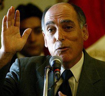 Carlos Tapia y la fe en los ciudadanos