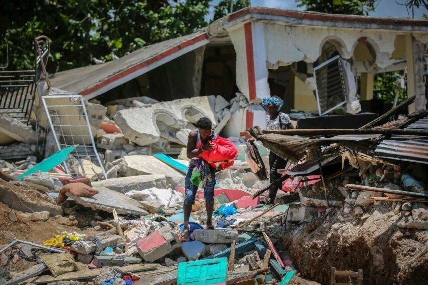 Haití, Pisco-Perú y la pandemia